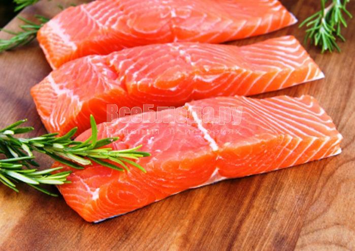 Как безопасно солить рыбу