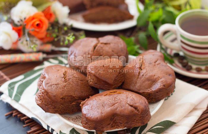 Печенье в мультиварке на пару - Сердечки