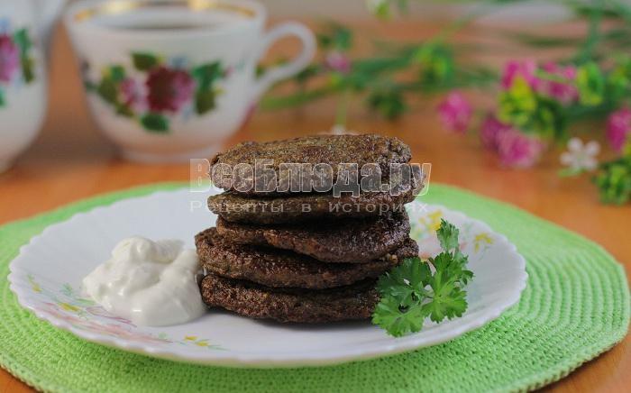 печеночные котлеты рецепт из говяжьей печени в духовке