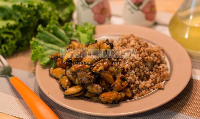 рецепт приготовления креветок в соевом соусе с чесноком