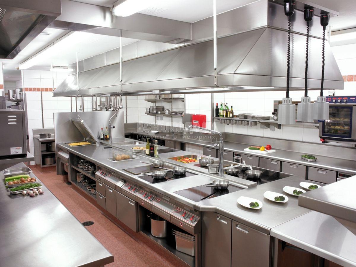 Линии раздачи для организации питания ресторана, общепита и гостиницы