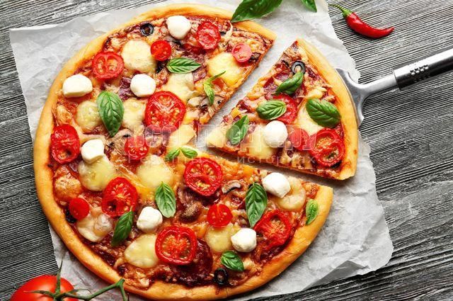 Оперативная доставка настоящей пиццы