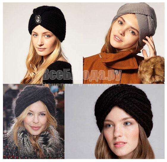 Женские шапки и как их выбрать