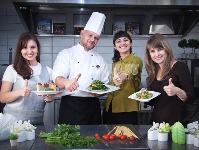 Кулинарные мастер-классы – ключ к вкусной домашней еде
