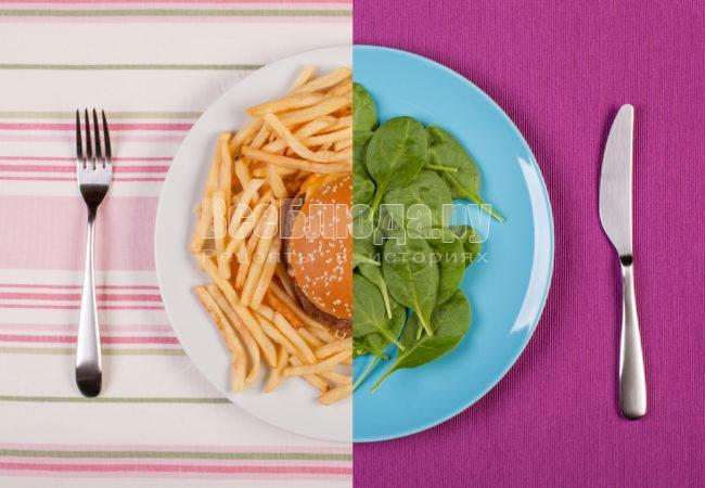 Еще раз о правильном питании