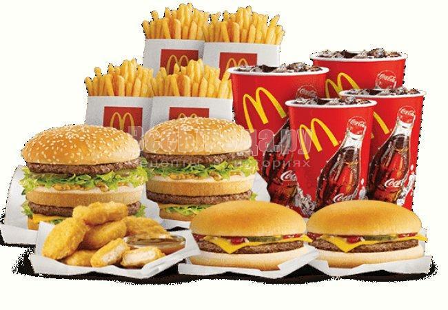 В чем заключается успех ресторанов Макдональдс?