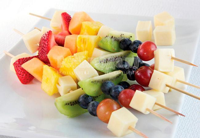 Праздничные десерты для детей