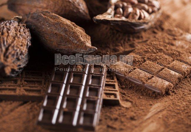 Как сделать шоколад в домашних условиях?