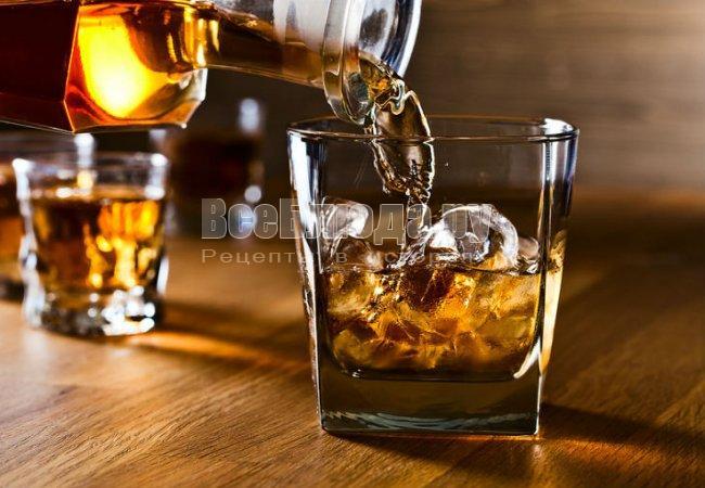 Изготовление спирта и спиртных напитков