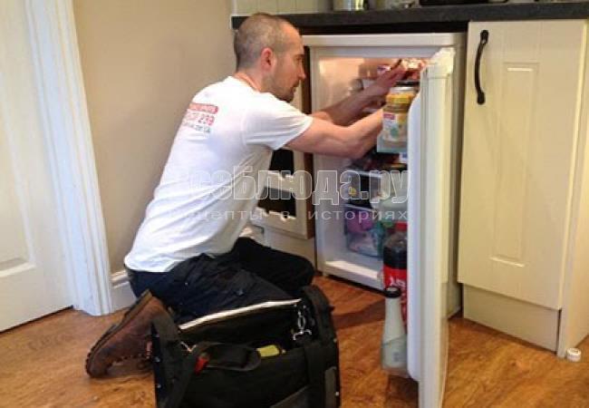 Бескомпромиссный ремонт холодильников в Липецке!
