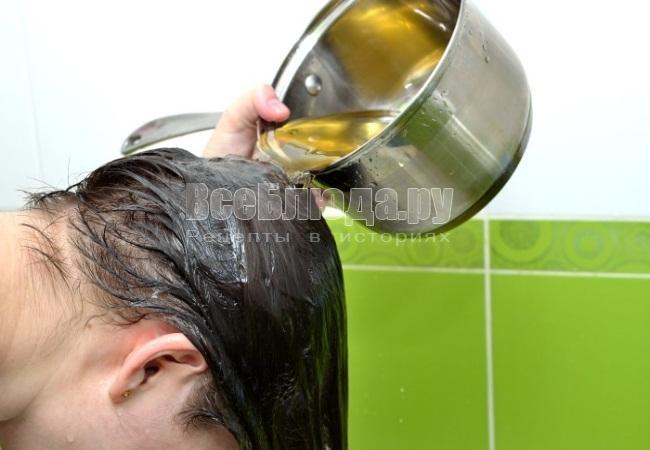 Краска для волос, шампуни, маски
