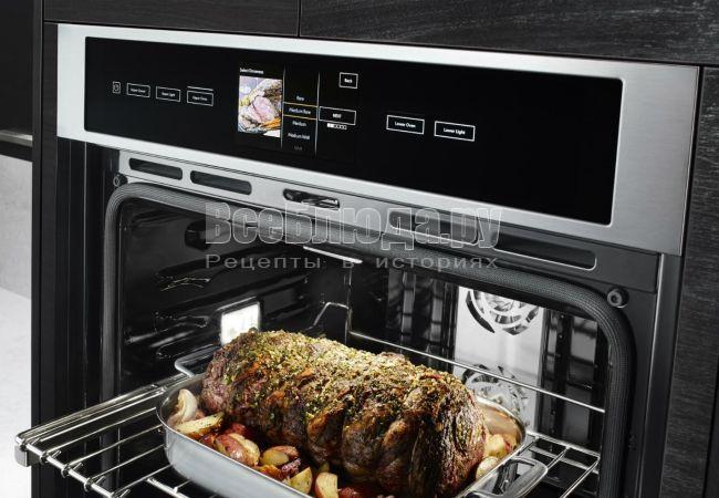На что обратить внимание при выборе духовки?