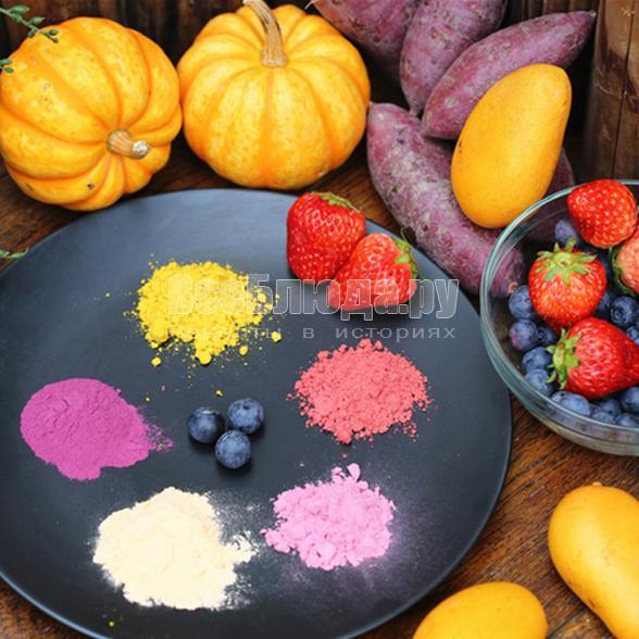 Опасны ли пищевые красители: раскрываем секреты с доставкой десертов