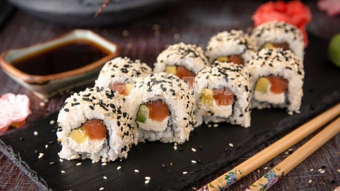 Ресторан «Суши Мастер» в Лазаревском - вкус Японии в каждом доме