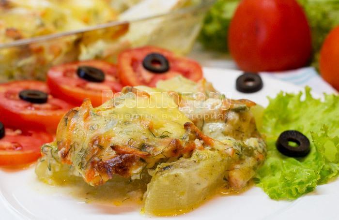 Феттучине в сливочном соусе с креветками, пошаговый рецепт с фото