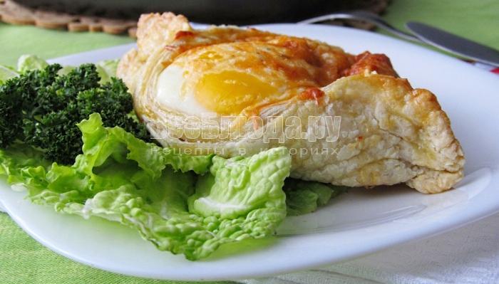 Как приготовить яичницу необычно