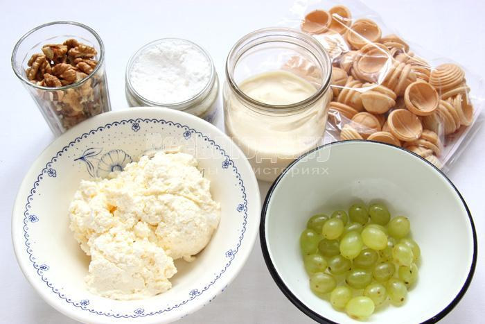 продукты для приготовления конфет из винограда
