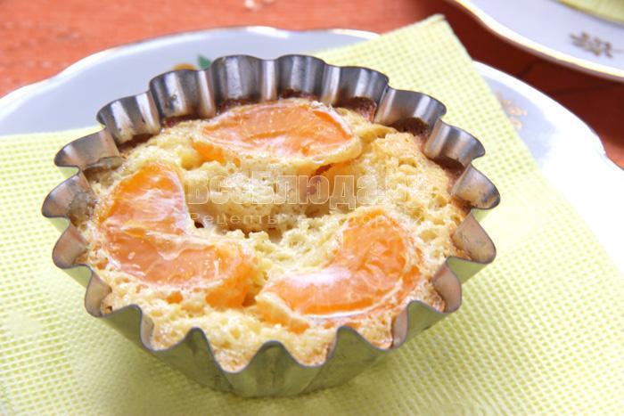 фруктовое клафути