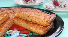 Как приготовить пирог с тыквой по рецепту Дины