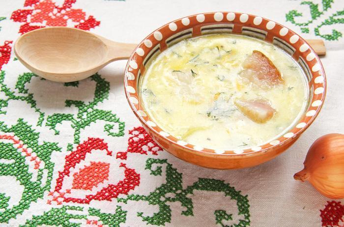 украинский капустняк с пшеной