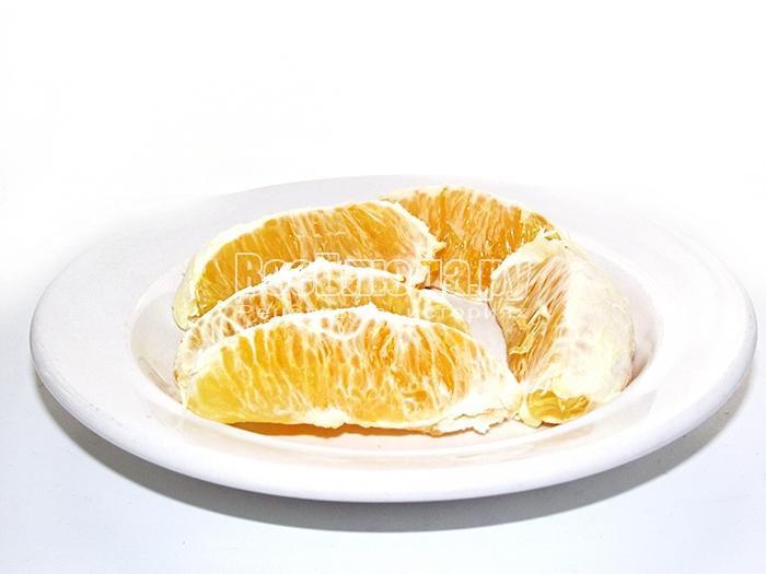 апельсин разделить на дольки