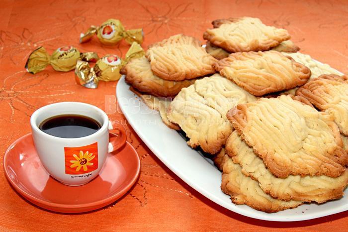 рецепт печенья ежики с фото
