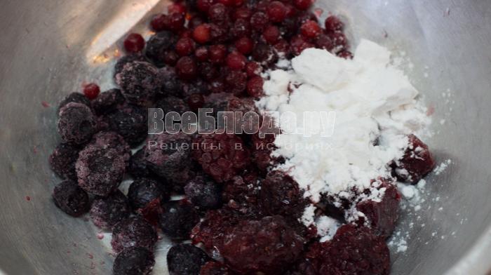 приготовить ягоды