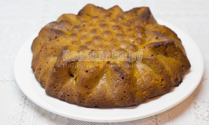 запечь пирог в духовке