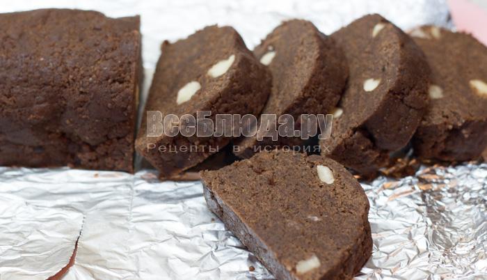 порезать печенье