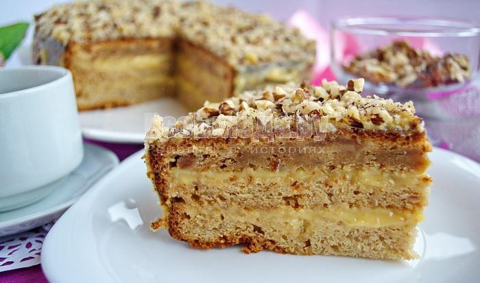 пражский торт рецепт с фото