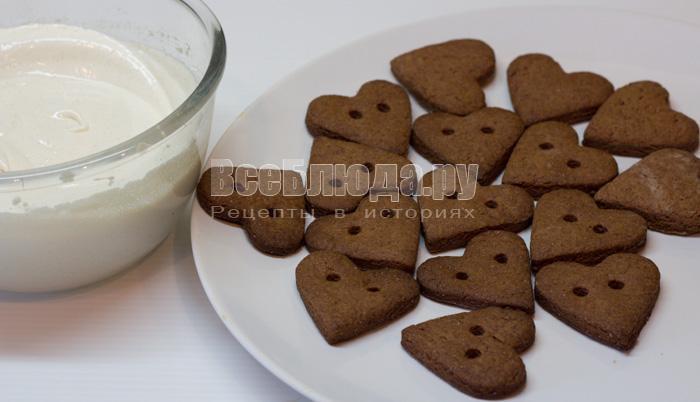 Печенье с предсказаниями, пошаговый рецепт с фото