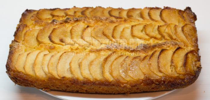выпекать пирог в духовке