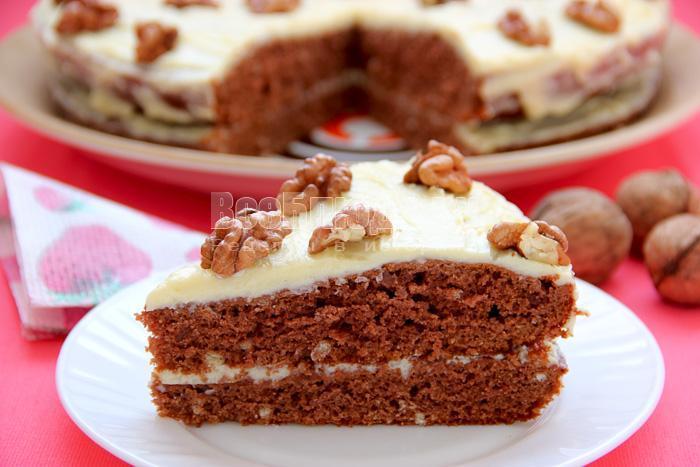 как приготовить простой торт