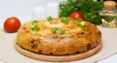 Капустный пирог от Маргариты на сметанном тесте