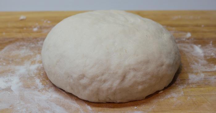 Постное тесто для вареников и пельменей