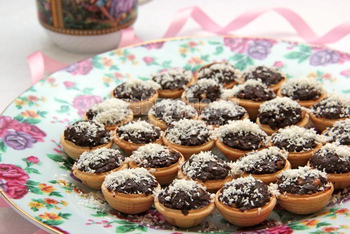 конфеты с орехами
