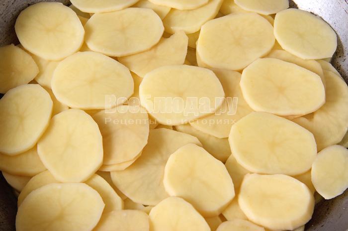 жарки картофель