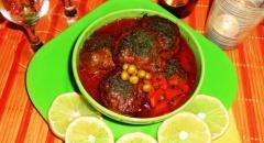 Говядина в луковом соусе – кулинарный рецепт