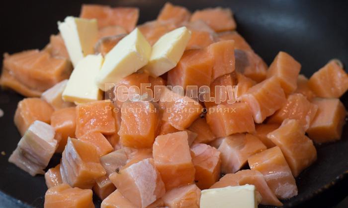 Рецепт приготовления кусочков семги фотошоп под тюнинг авто