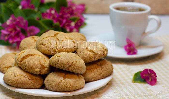 тающие моменты рецепт печенья с фото