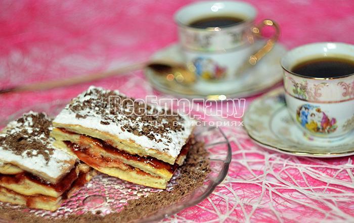 пирожное Сладость