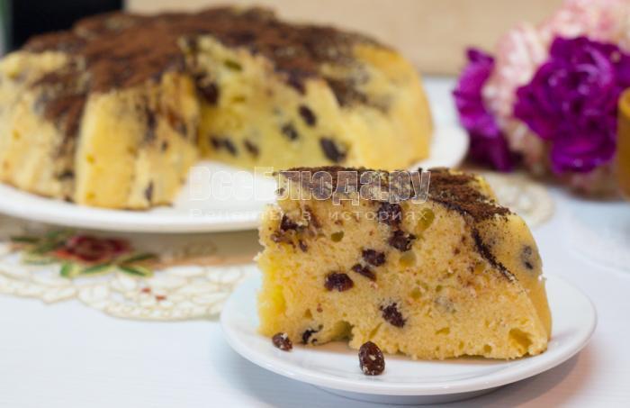 рецепт кекса с фото в микроволновке за 5 минут