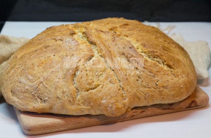 Вы тоже до сих пор думаете, что печь хлеб - это очень сложно?
