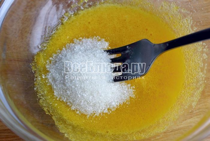 добавить ванильный сахар