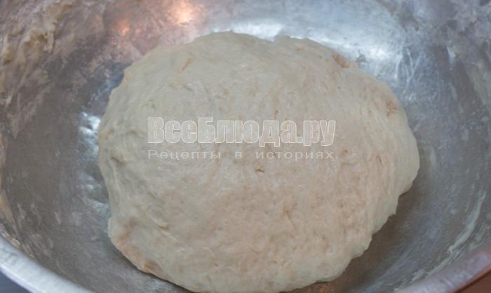 готовое заварное тесто