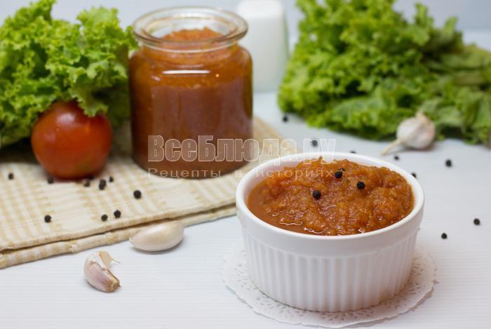 рецепт кабачковой икры в домашних условиях