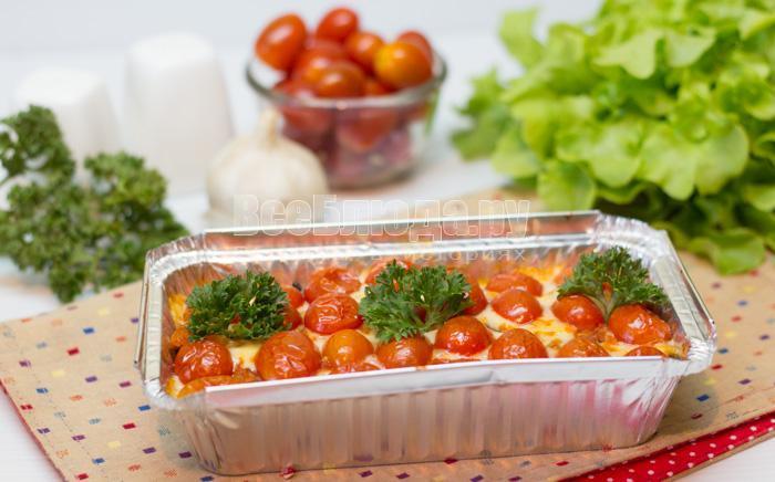 рецепт баклажанов с сыром