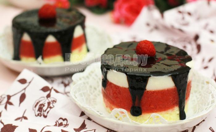 мини-тортики готовы