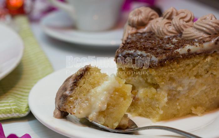 как приготовить тортик из сухой детской смеси