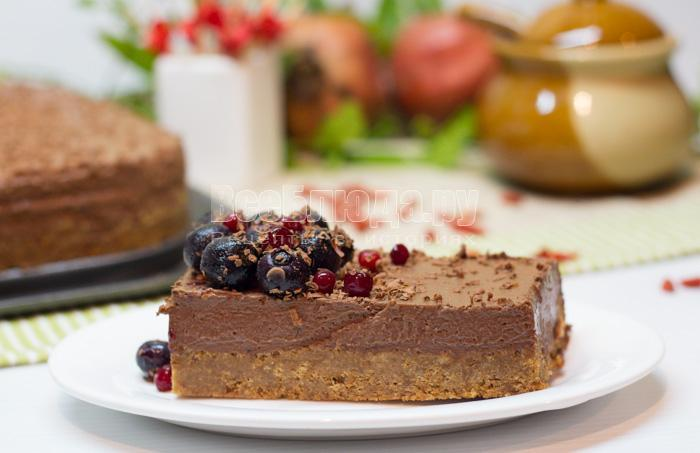 шоколадные пирожные из маскарпоне